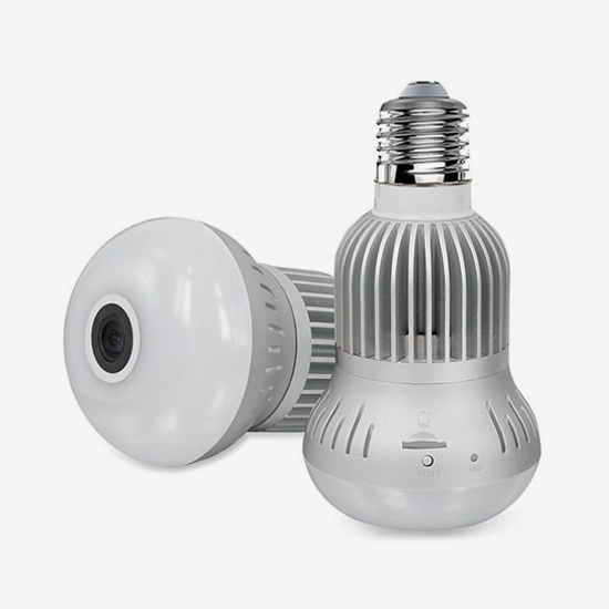 AG-EC9D-M10 3.0MP WIFI Bulb IP CAMERA